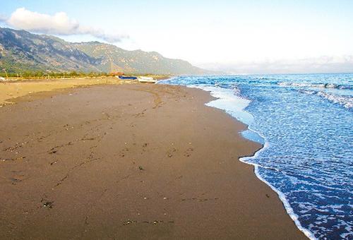 Rrjolli Beach
